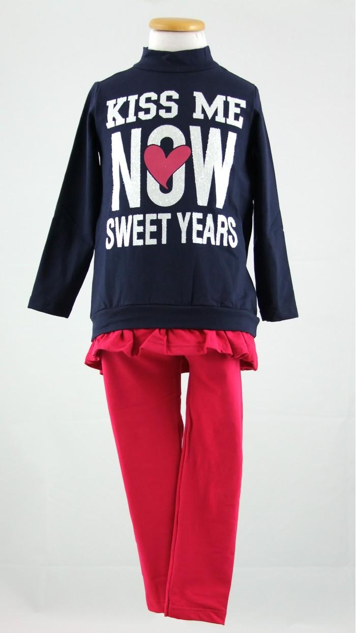 Completo Bambina Sweet Years 4108