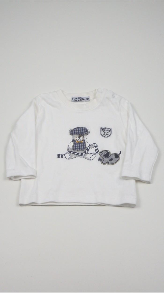 Maglietta Neonato TDM Mini 057M