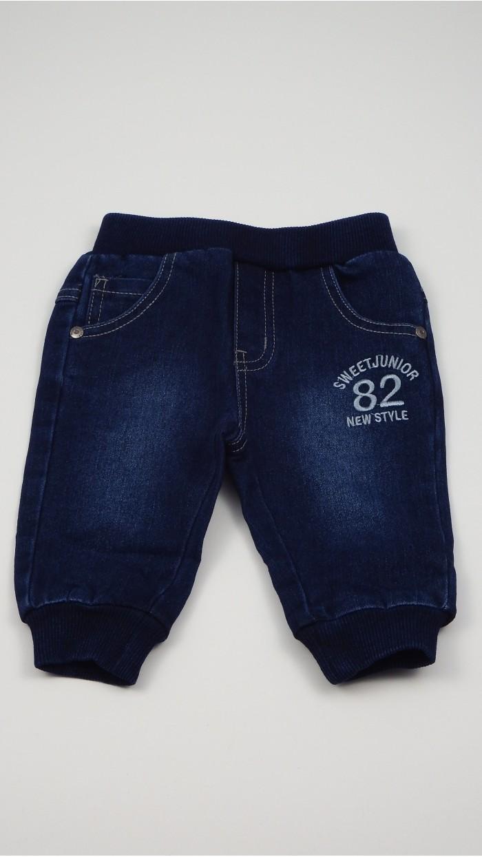 Pantaloni Jeans Neonato 584P