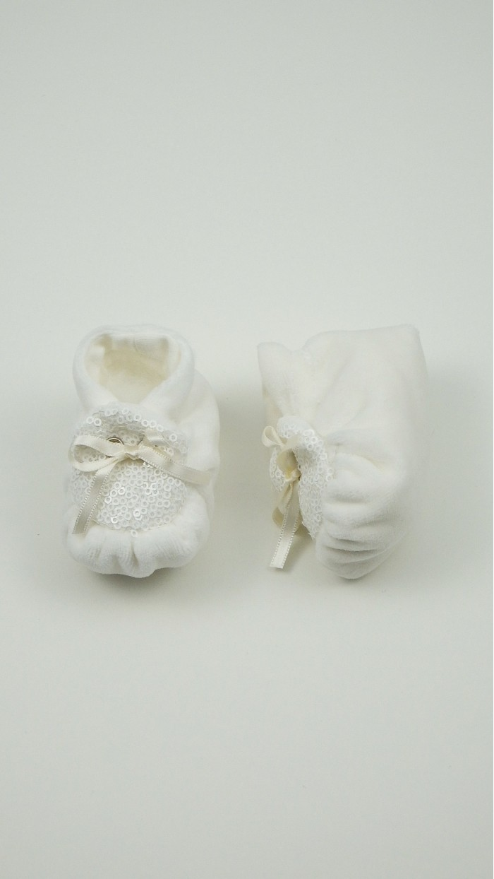 Scarpine Neonata Teneri e Belli SC405