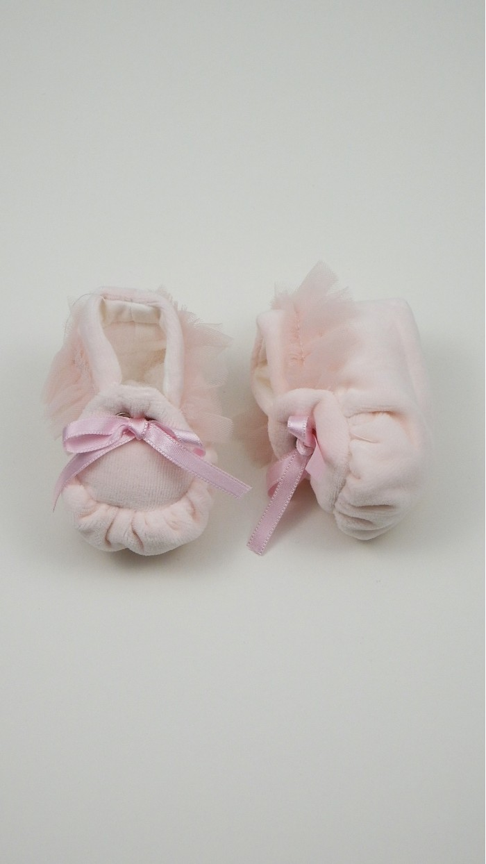 Scarpine Neonata Teneri e Belli SC407