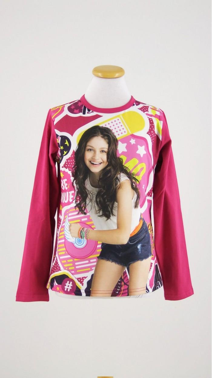Maglietta Soy Luna Disney 20112