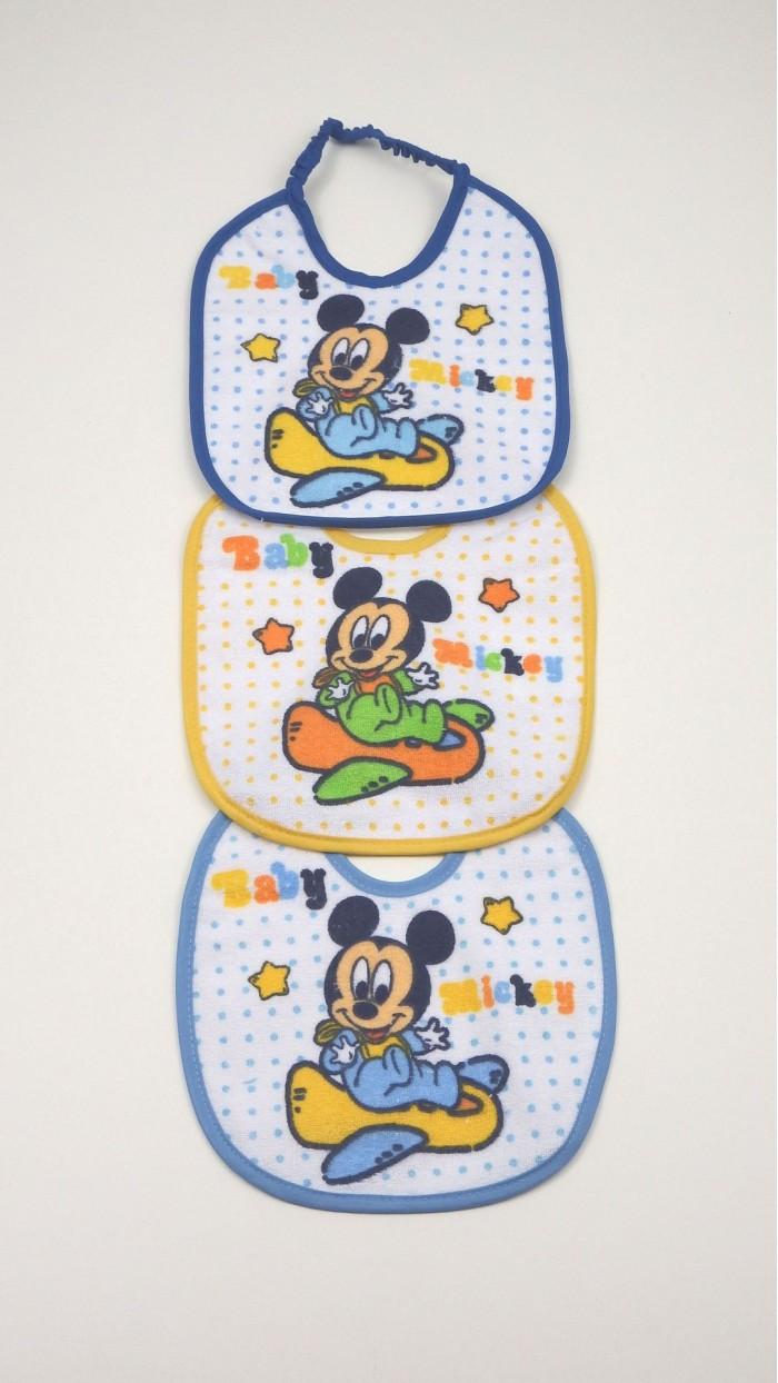 Bavaglino Neonato Disney 20M