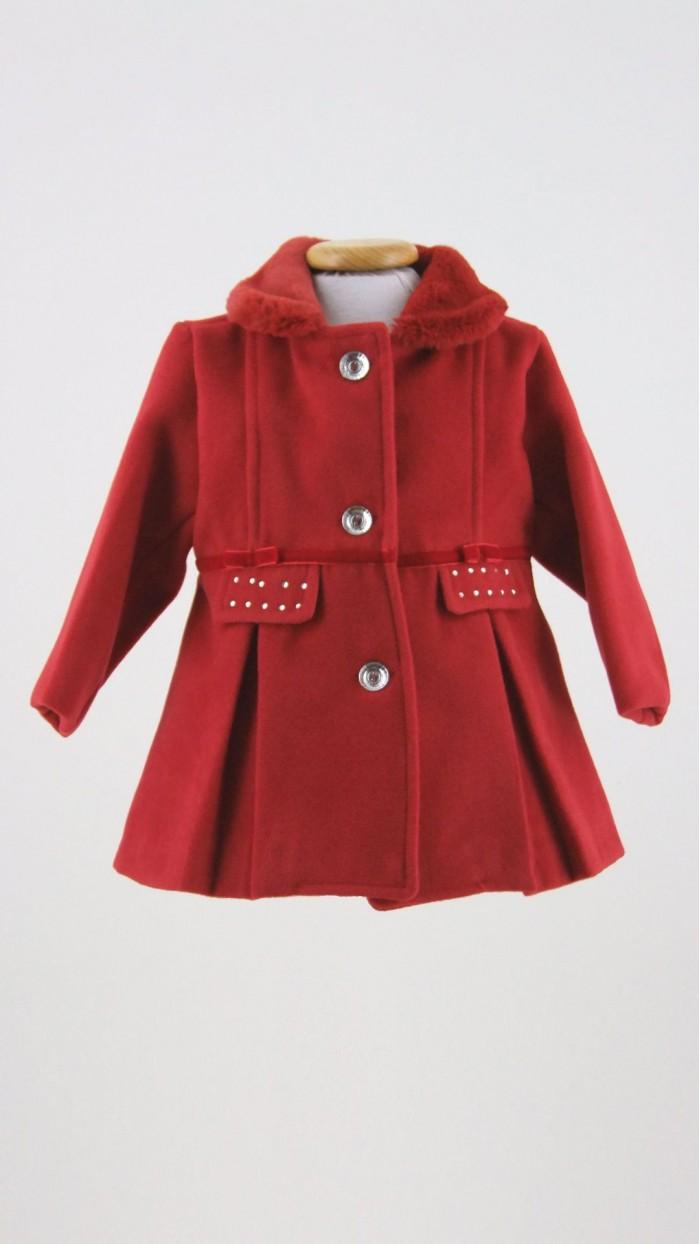 Cappotto Neonata Bolle di Sapone 16371