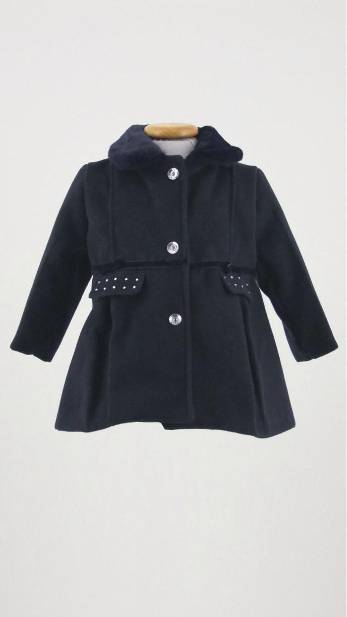 Cappotto Neonata Bolle di Sapone 16372