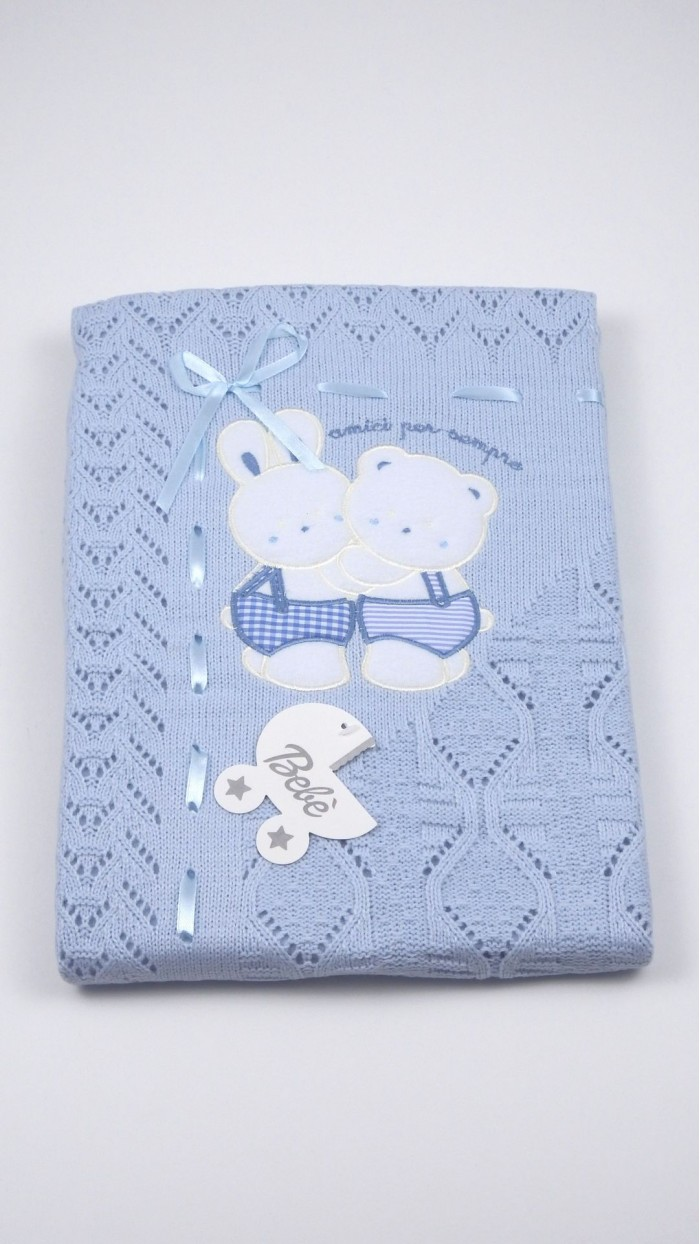 Coperta Bebè B35623