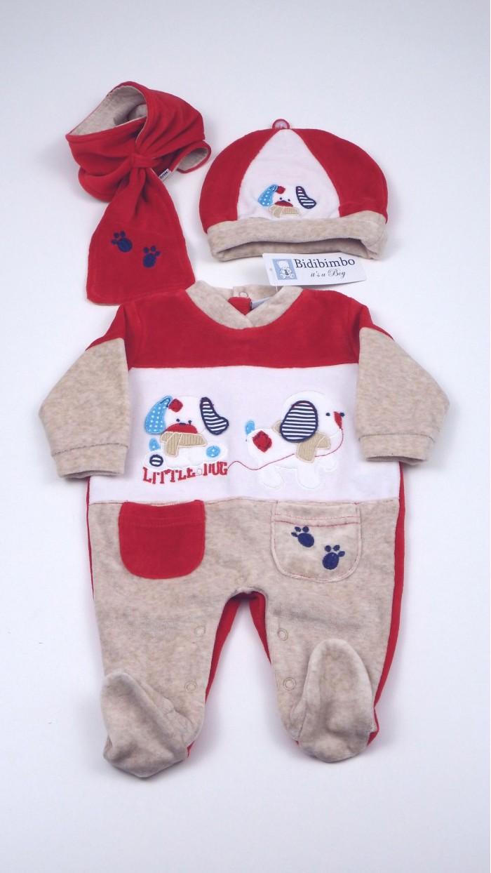 Baby & Toddler Clothing Alert Tutina Ciniglia Neonata 3-6