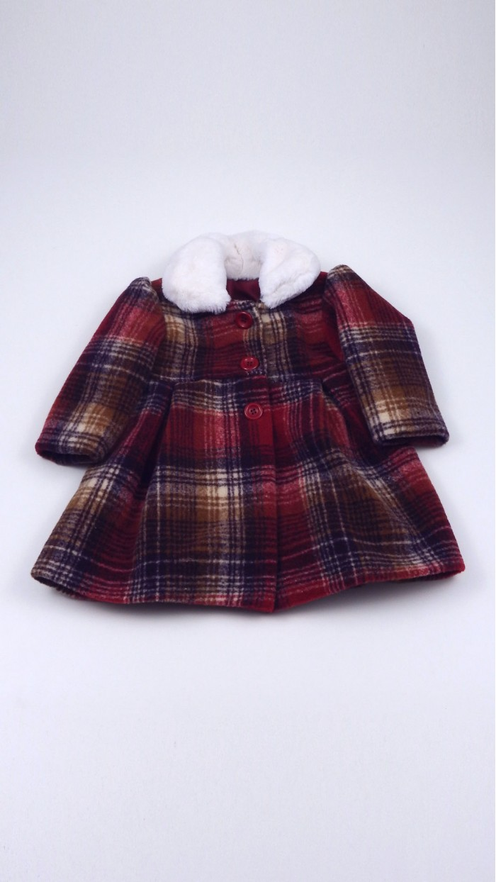 Cappotto Bolle di Sapone 7811