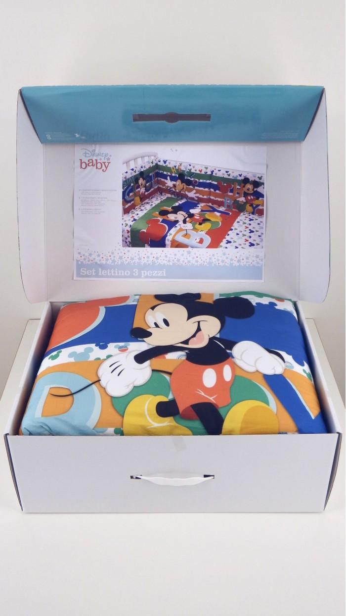 Coordinato Lettino Disney WDL02601