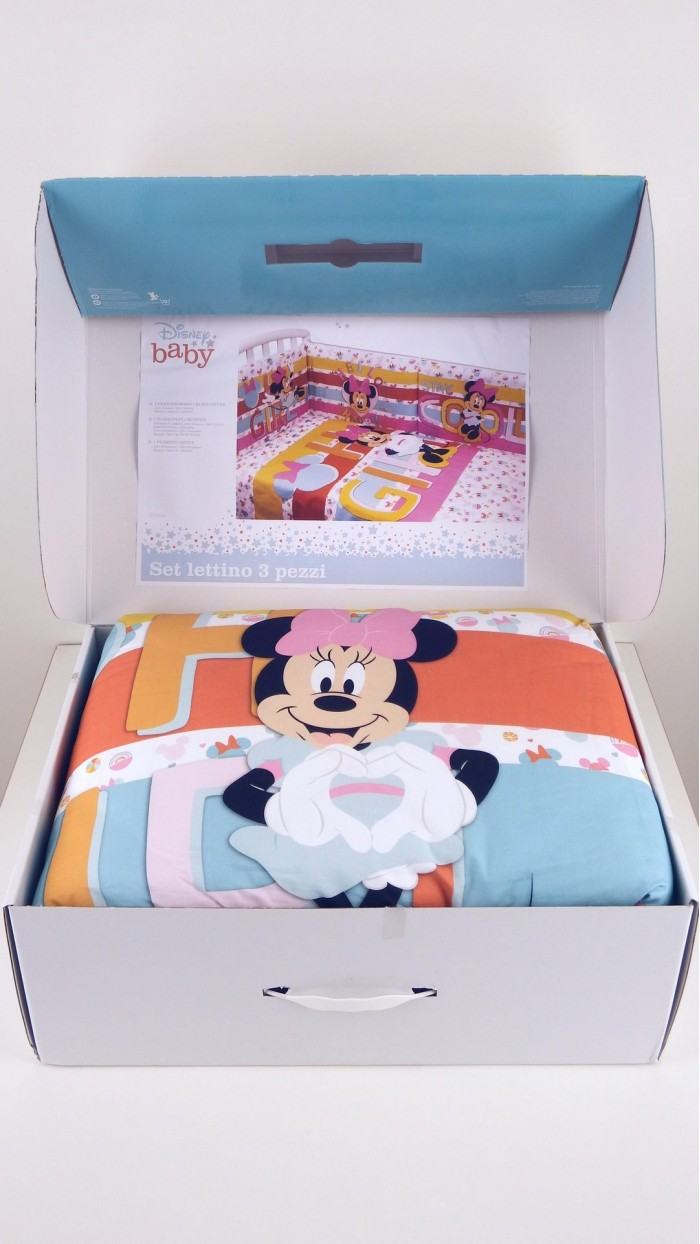 Coordinato Lettino Disney WDL02602