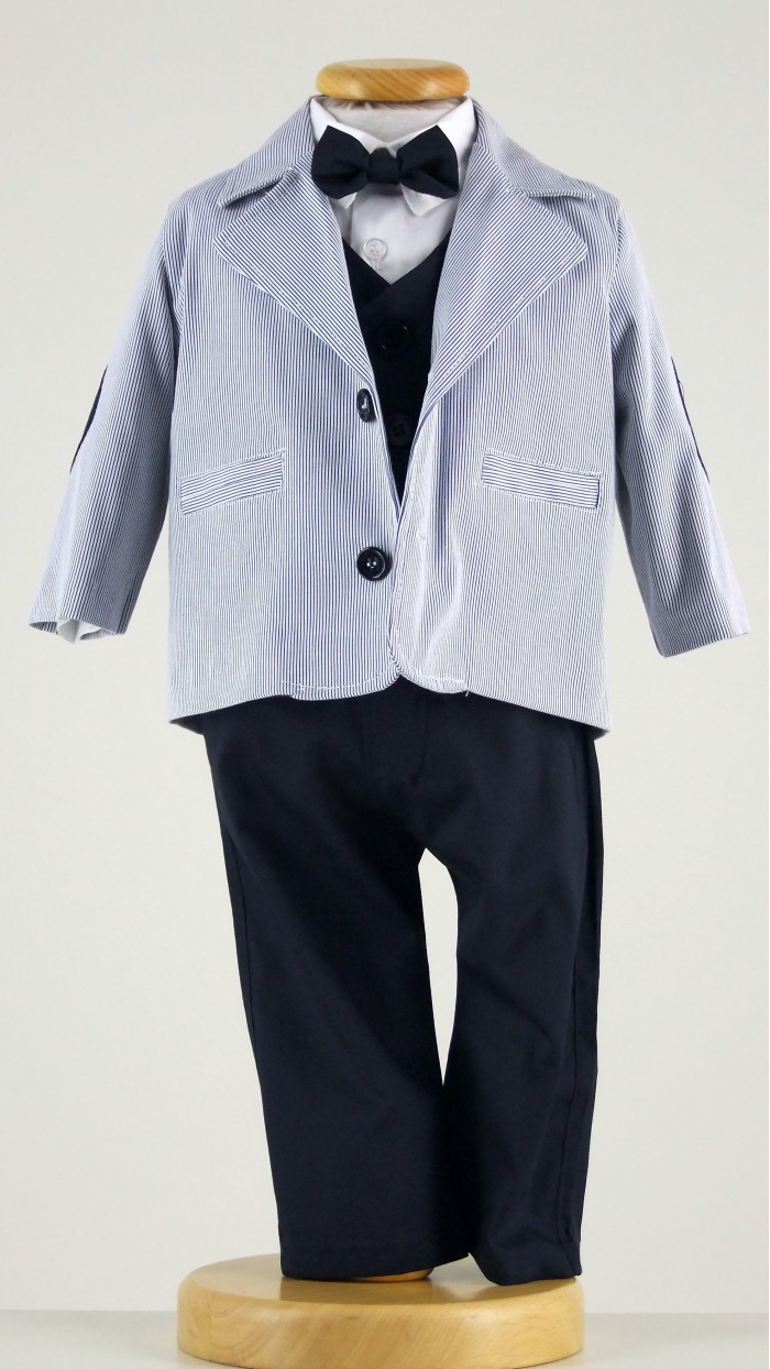 Baby Boy Christening Outfit Steven e Co 3501