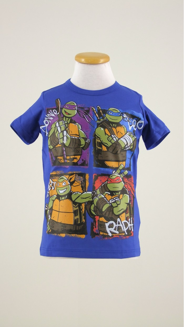 T-Shirt Tartarughe Ninja 004UB3