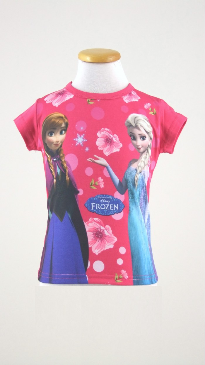 T Shirt Frozen Disney 25322