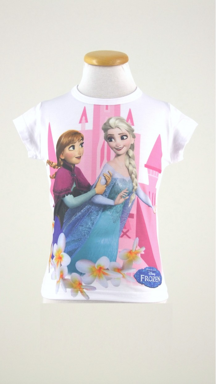 T Shirt Frozen Disney 25333