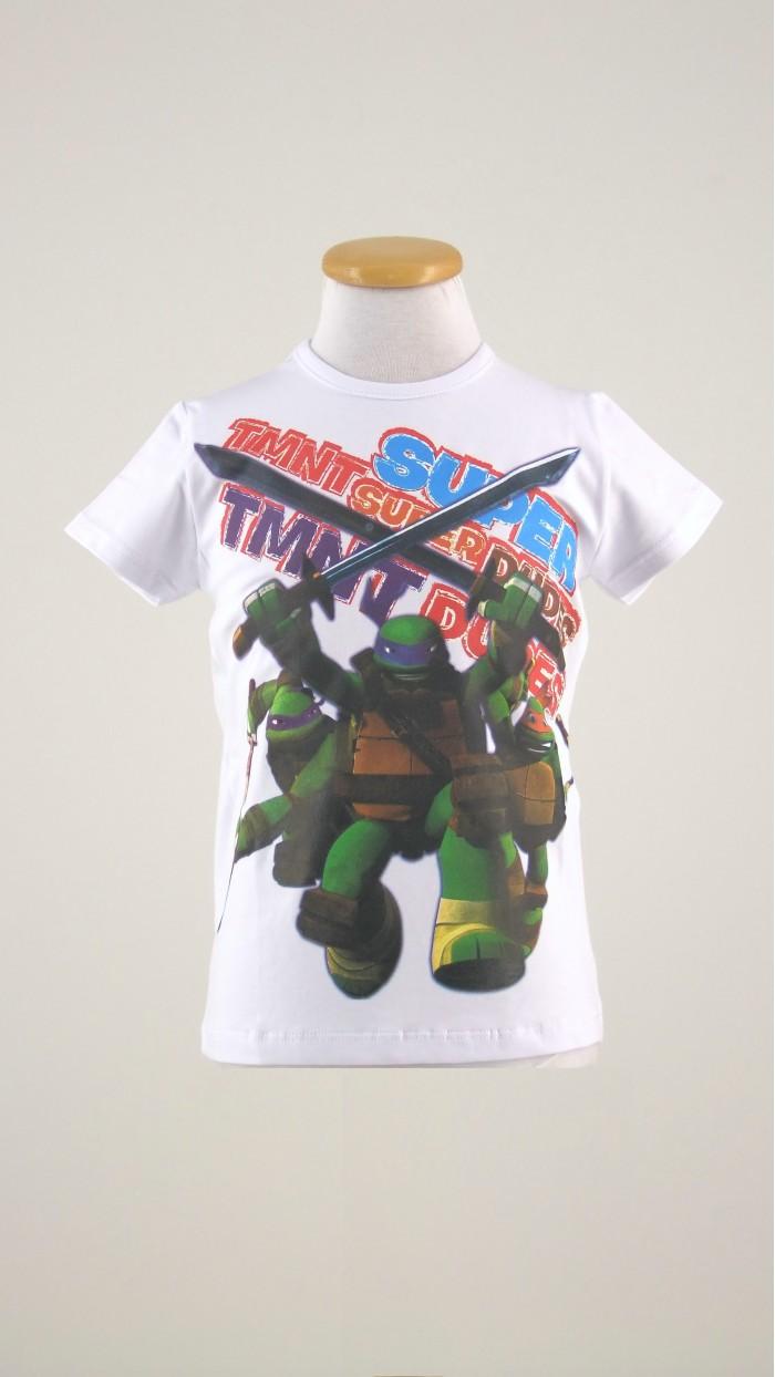 T-Shirt Tartarughe Ninja 11022
