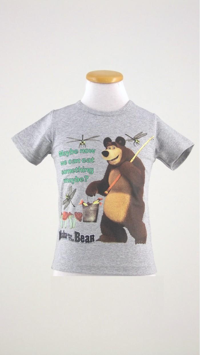 T-Shirt Masha e Orso 351