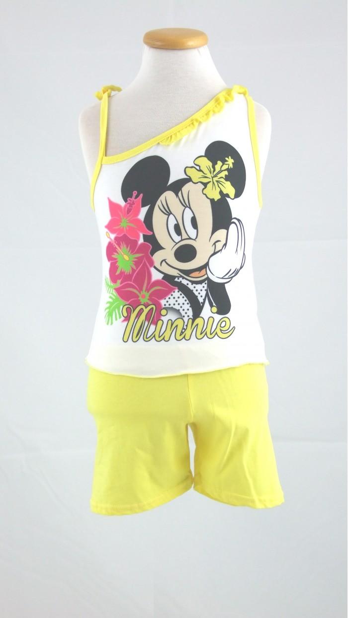Completo Bambina Disney 45272