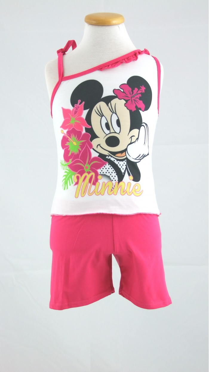 Completo Bambina Disney 45273