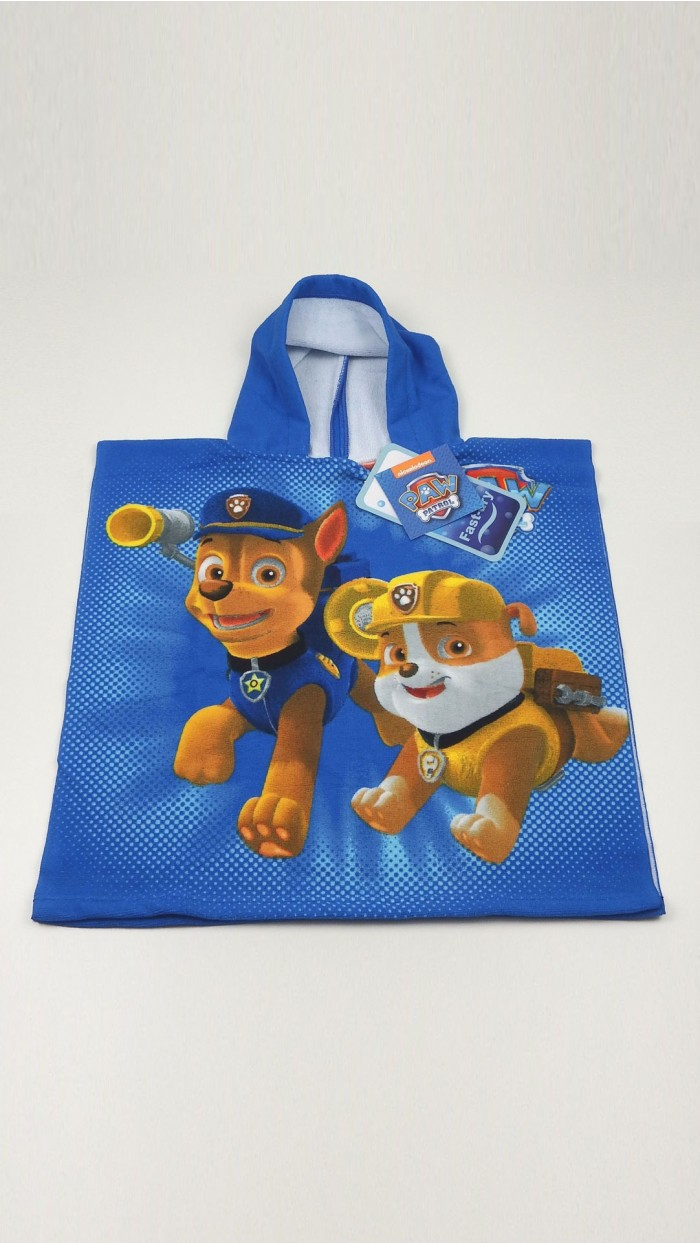 Accappatoio Paw Patrol 55110CM2