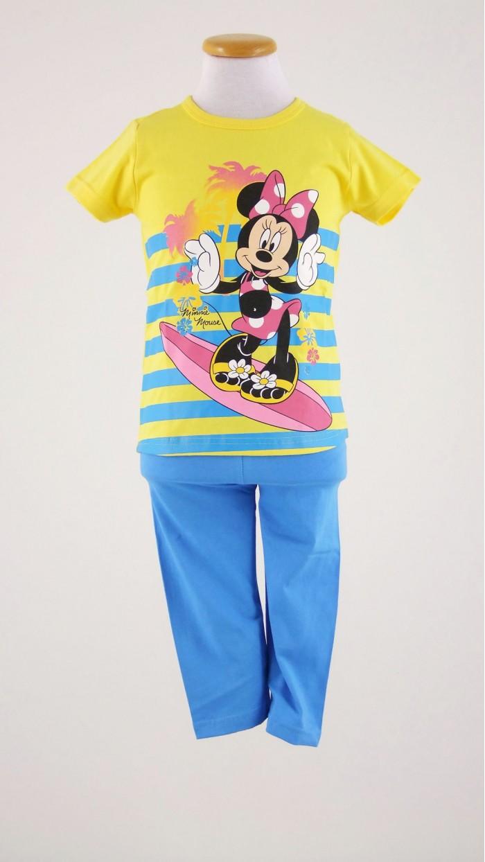Completo Bambina Disney K0082