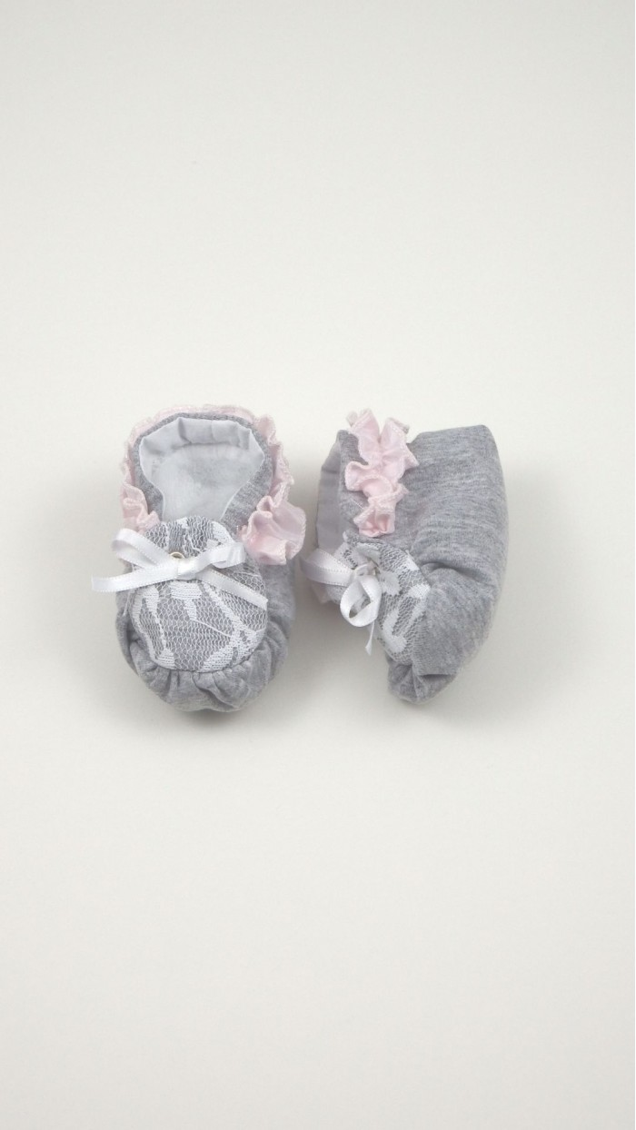 Scarpine Neonata Teneri e Belli SC453