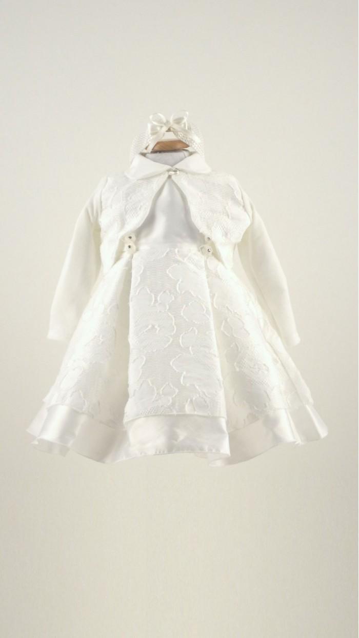 abbastanza Abiti Battesimo Bimba - Abbigliamento Neonati Bolle di Sapone ZF18