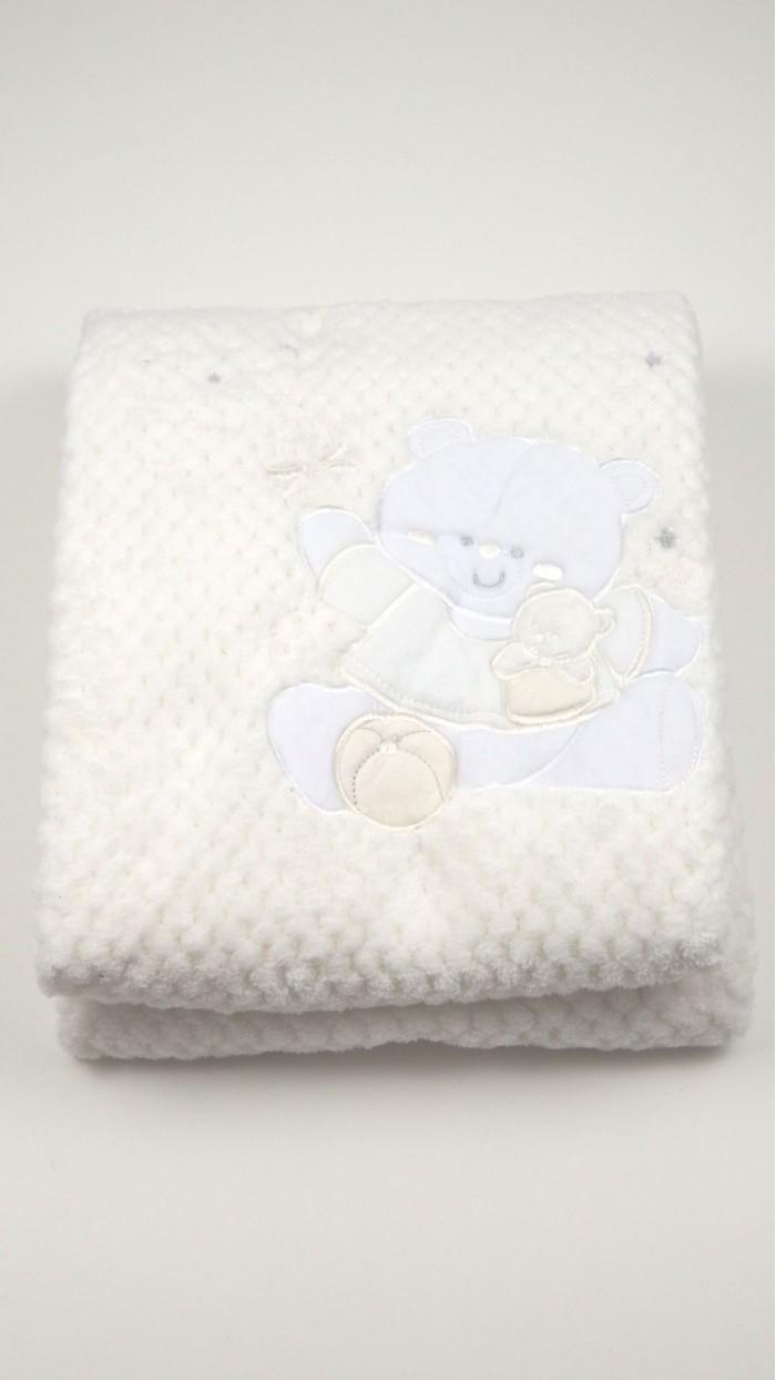 Coperta Lettino T&R Baby 549