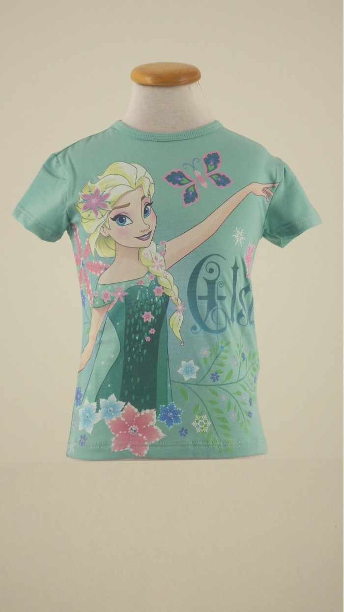 T Shirt Frozen Disney TSD040F1
