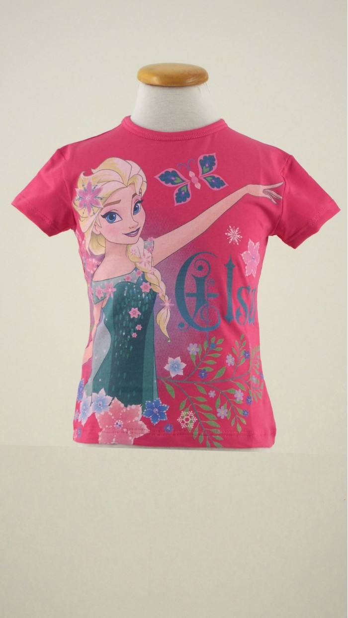T Shirt Frozen Disney TSD040F2