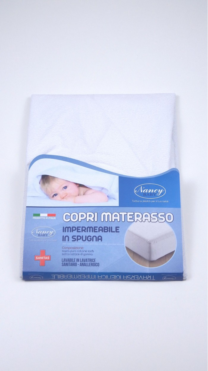Coprimaterasso Nancy Baby 05