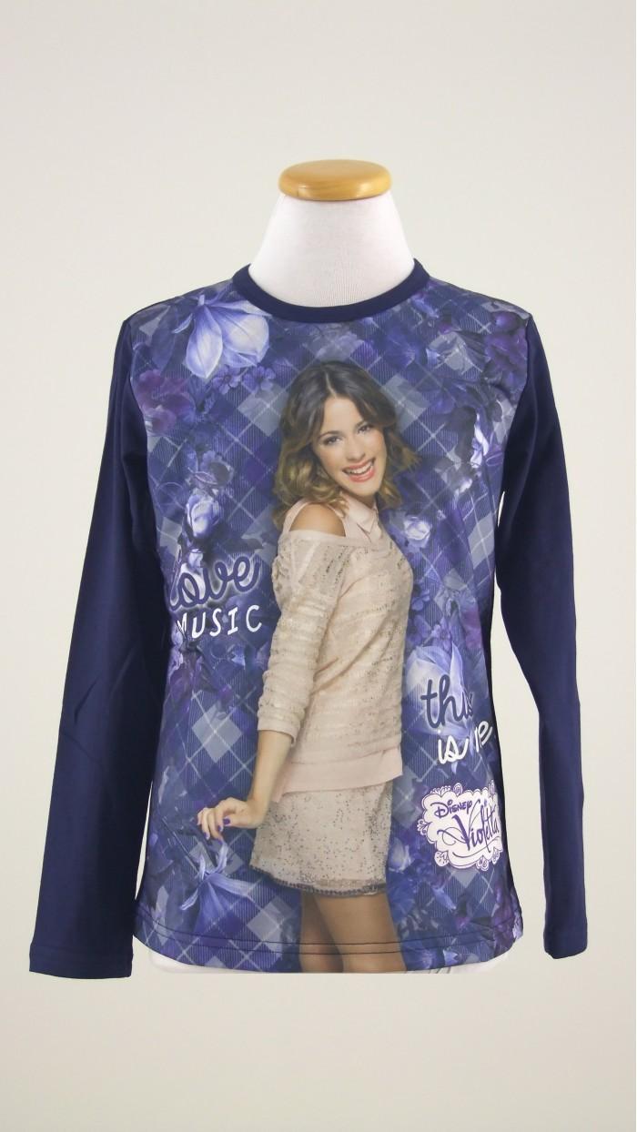 Maglietta Disney Violetta 40001