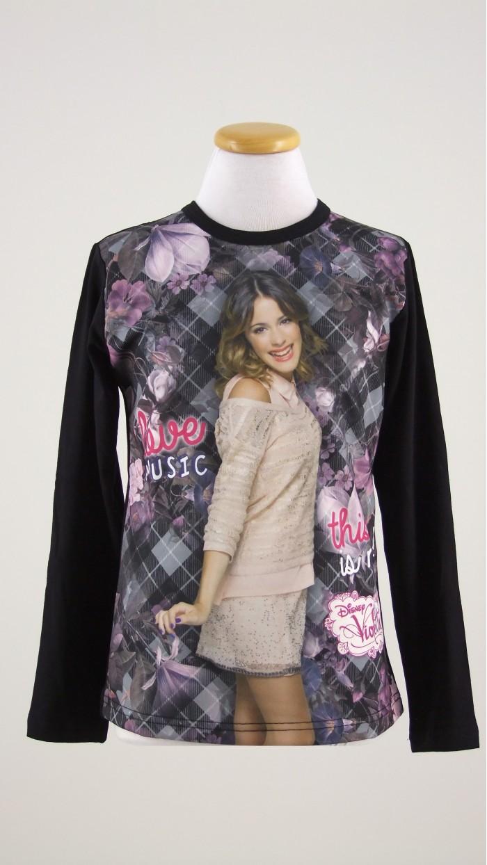 Maglietta Disney Violetta 40002