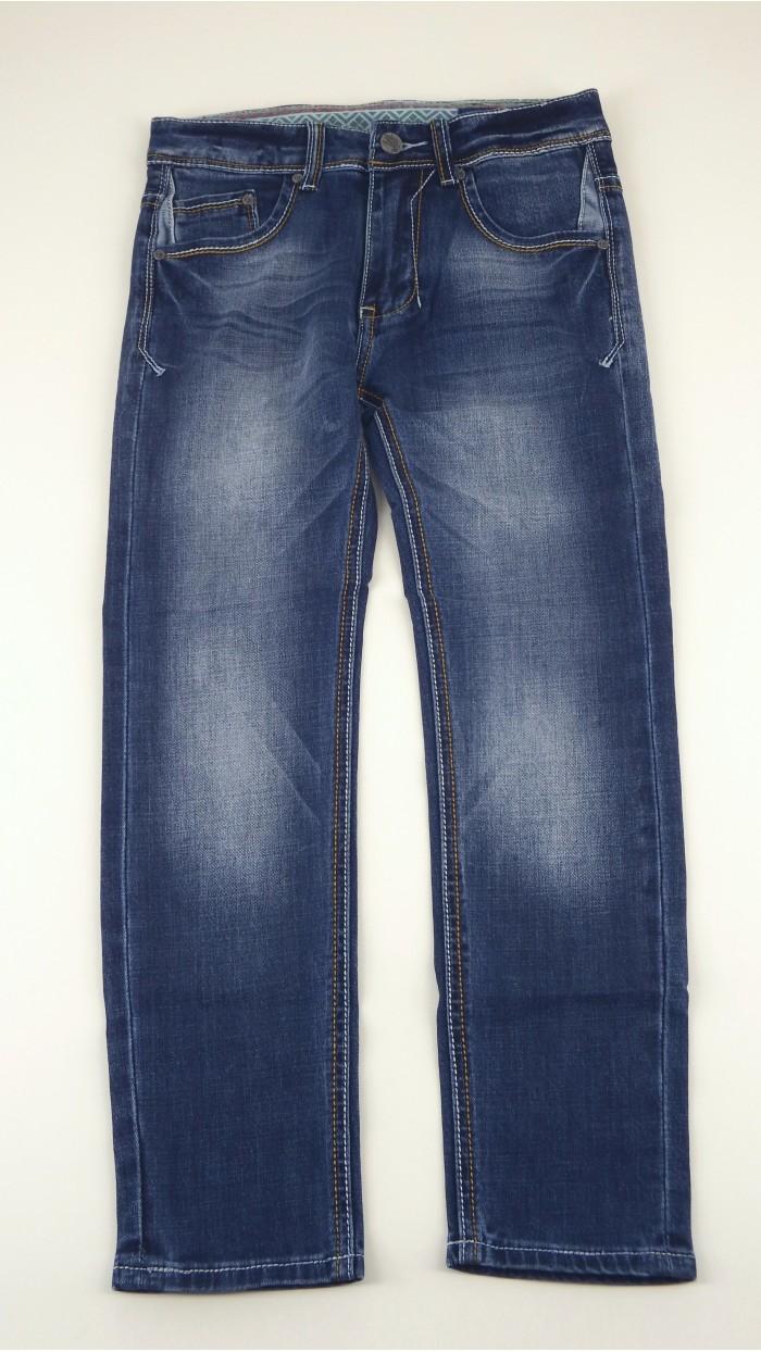 Pantaloni Jeans Ragazzo Frankie Malone FMR54
