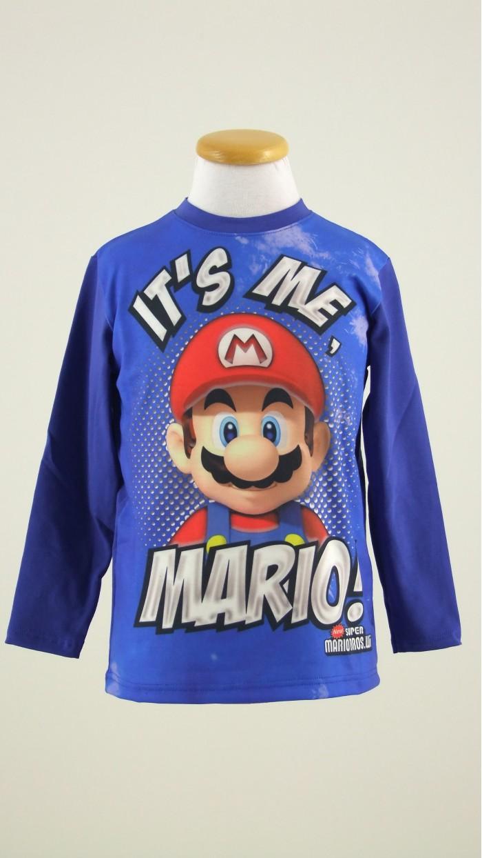 Maglietta Super Mario 23B0112
