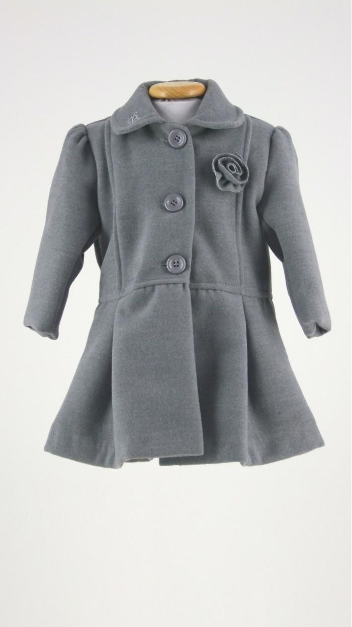 Cappotto Neonata Bolle di Sapone 9651