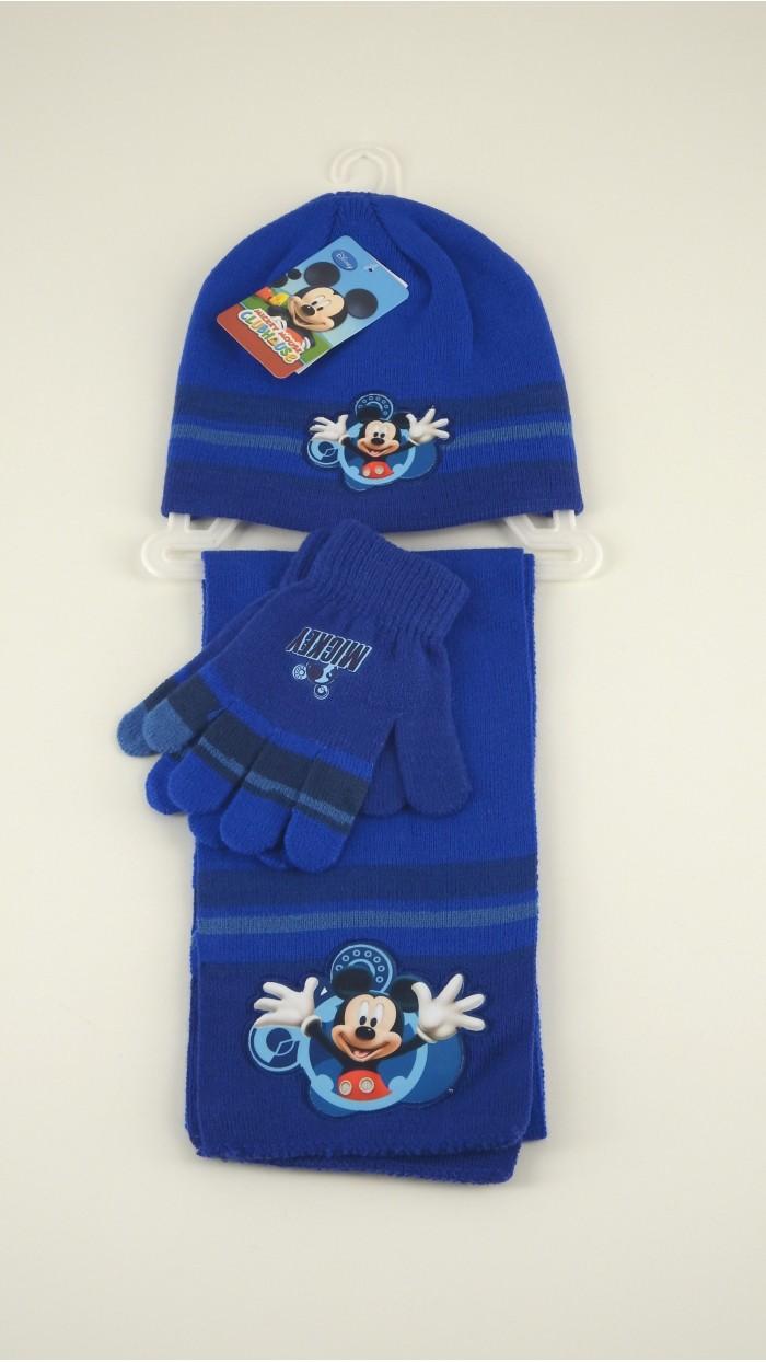 Cuffia Guanti Sciarpa Disney 7800771