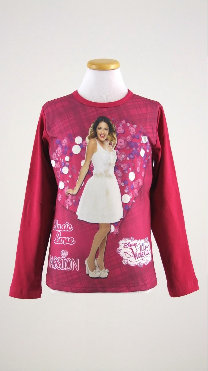 Maglietta Disney Violetta 40251