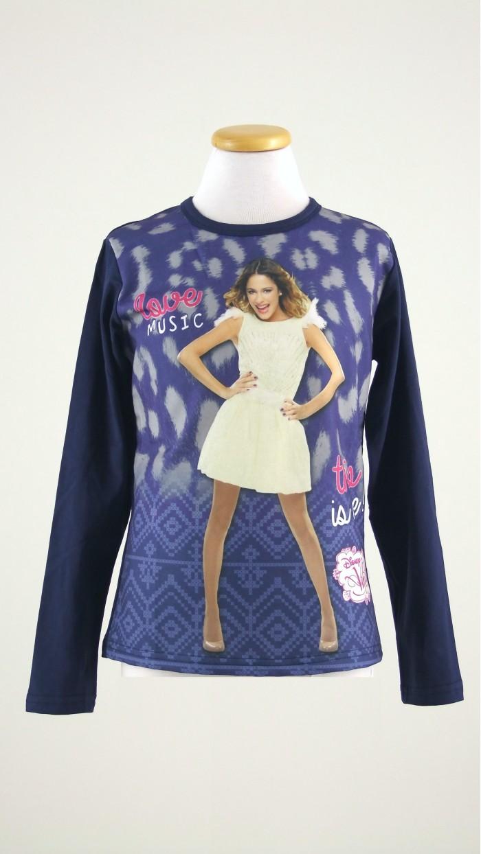 Maglietta Disney Violetta 40262