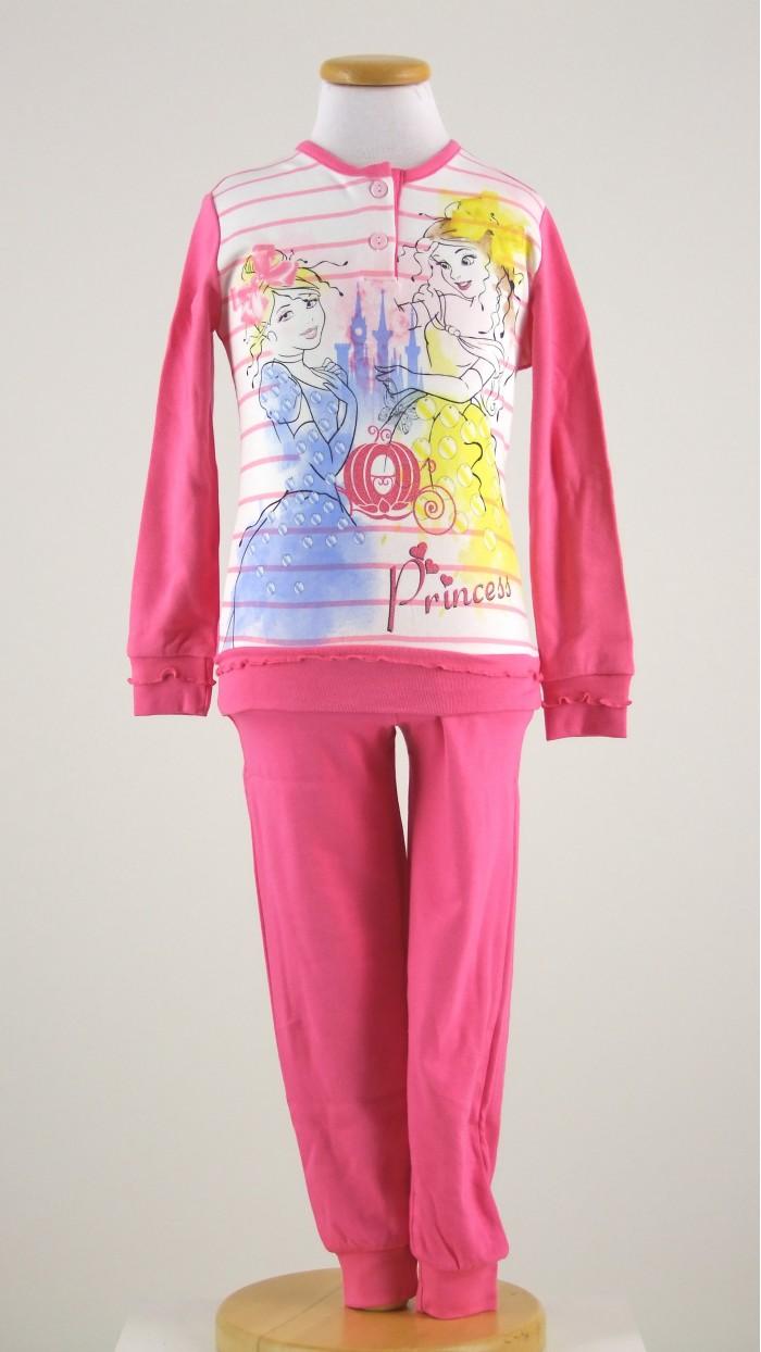 Pigiama Bambina Disney Principesse 225762