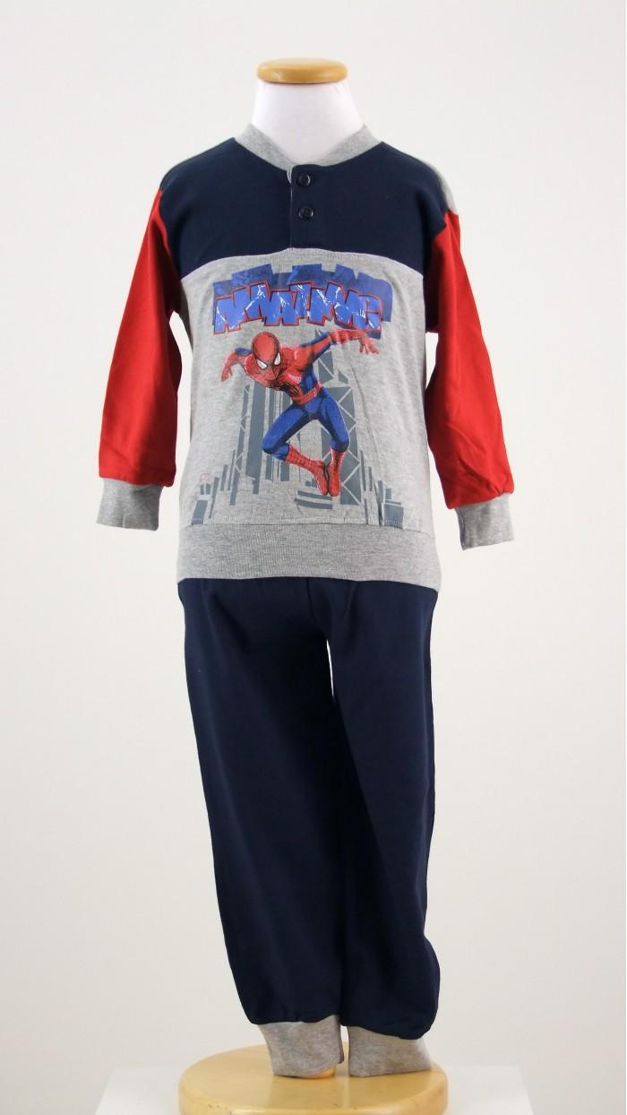 Pigiama Bambino Spider-Man PBM0052