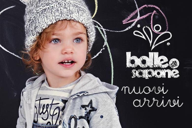 Abbigliamento Bambini e Neonati Nuovi Arrivi Inverno 2016-2017