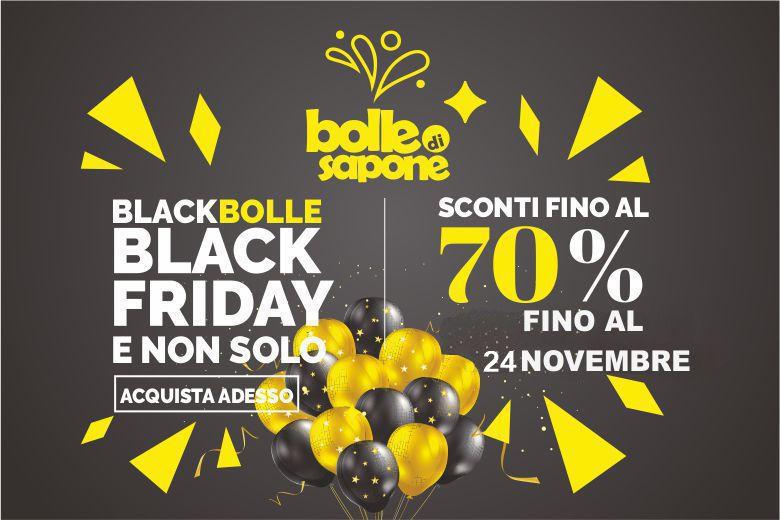 Black Friday Abbigliamento Bambini 2020 - Bolle di Sapone®