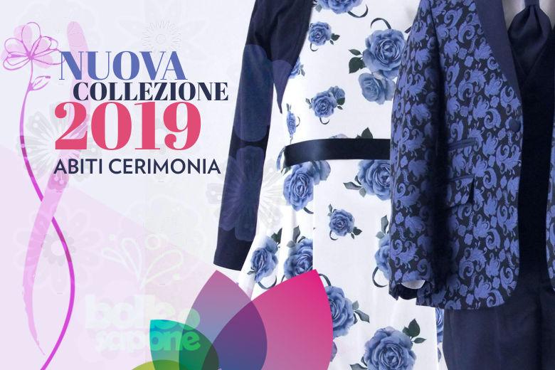 Novità Abiti Cerimonia Bambino Bambina Primavera Estate 2019 – Bolle di  Sapone bdfda49d873