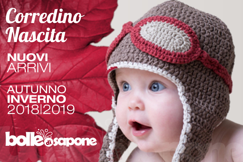 Corredino Neonato Tutte le Novità Autunno Inverno 2018 2019 Offerta Lancio - Bolle di Sapone Abbigliamento