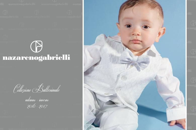 Souvent Tutte le novità per il battesimo dei tuoi bimbi per l'Autunno  VZ21