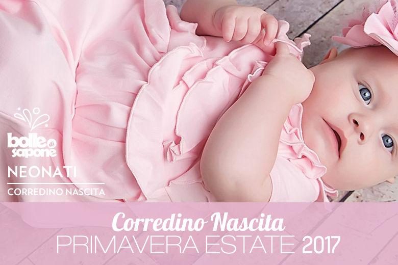 Corredino Neonati Novita 2017