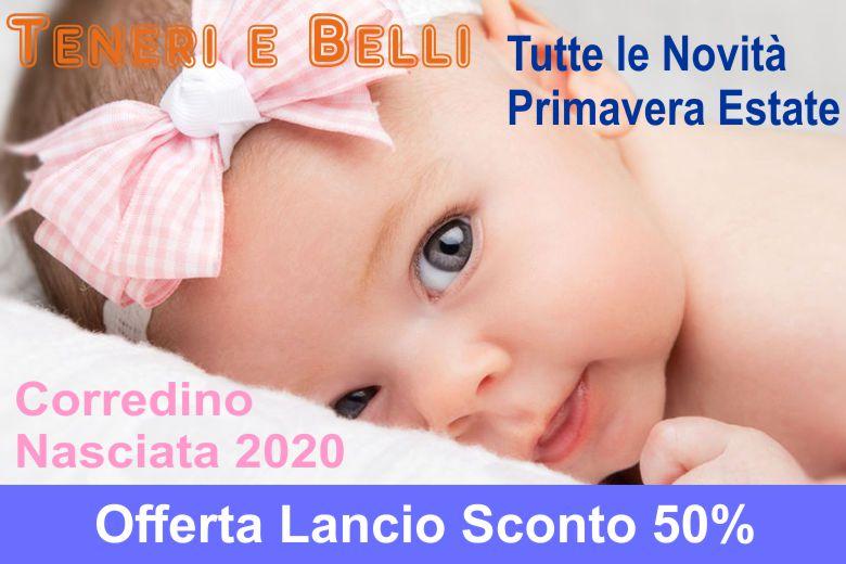 Teneri e Belli Tutte le Novità Corredino Nascita Primavera Estate 2020 - Bolle di Sapone