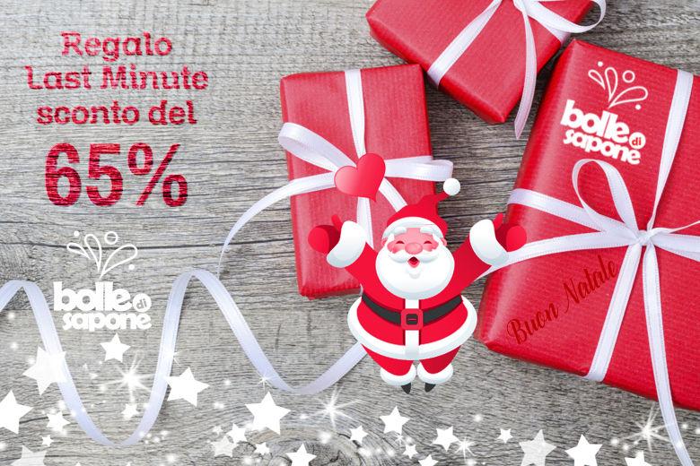 Regalo Last Minute Natale 2017 Sconto -65%