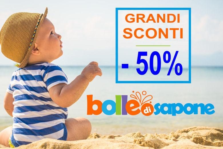 Grandi Sconti Primavera Estate 2019 - Bolle di Sapone Abbigliamento Bambini