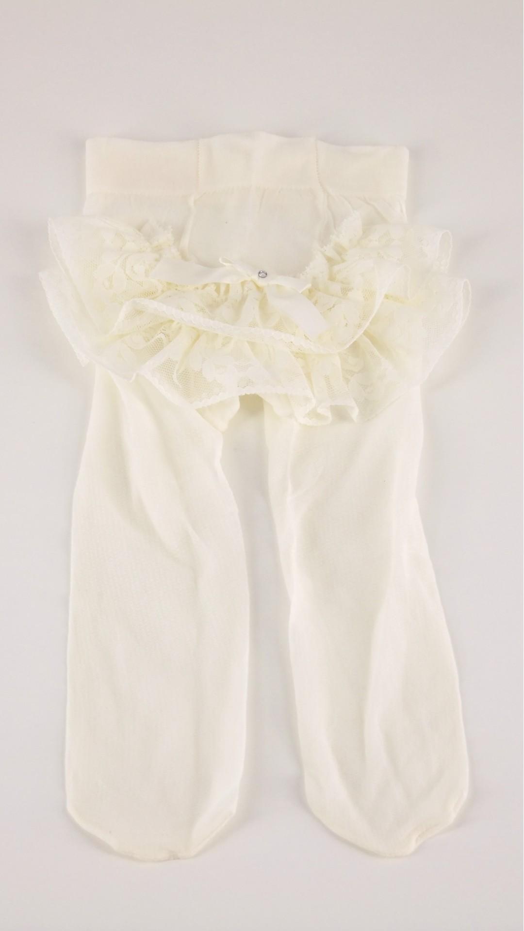 vasta selezione spedizione gratuita ampia scelta di colori Calze Battesimo Bimba - Abbigliamento Neonati Bolle di Sapone